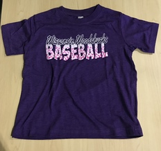 Girls Purple Safari T-Shirt